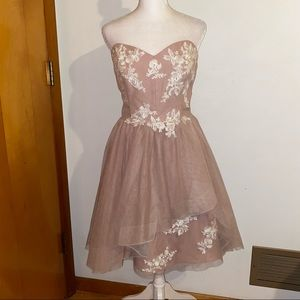Alfred Angelo Disney Fairy Tail Wedding Dress